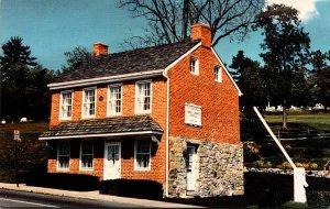 Pennsylvania Waynesbooro Toll Gate House
