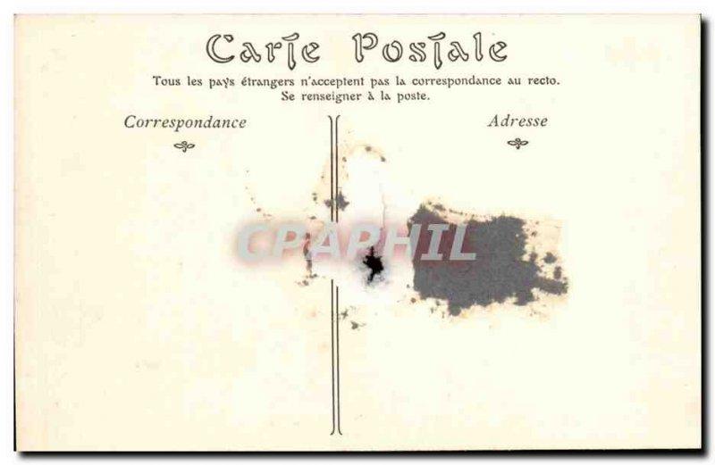 Garavan - and Frontiere Franco - Italian - Old Postcard