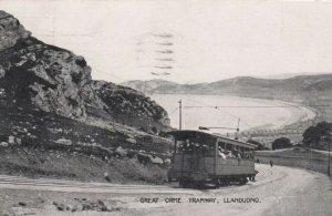 LLANDUDNO, Wales, PU-1926; Great Orme Tramway