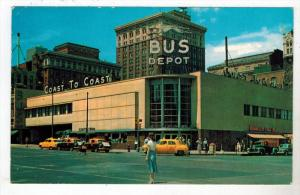 1638  NE  Omaha  Overland Greyhound Bus Depot