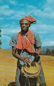 Haiti Furcy Native Drummer