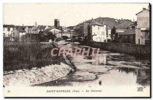 Old Postcard Saint Raphael La Garonne