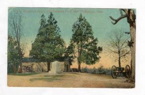 Snodgrass House, Chickamauga Park, Chattanooga, Tennessee, PU 1916