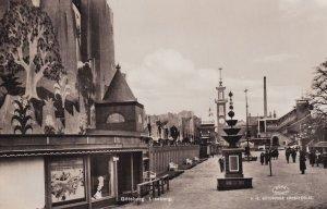 Goteborg Liseberg Sweden Vintage Real Photo Postcard