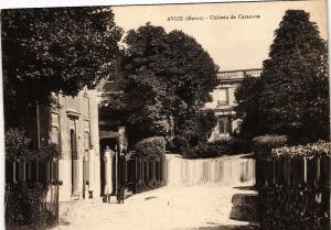 CPA AVIZE - Chateau de Cazanove (363905)