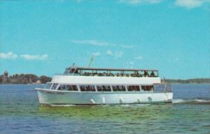 American Boat Line Tour Boat American Neptune 1000 Islands New York