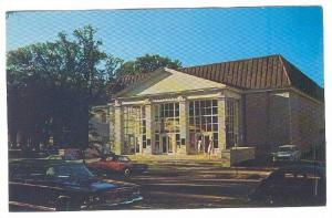The Playhouse , FREDERICTON , New Brunswick , Canada , 50-60s