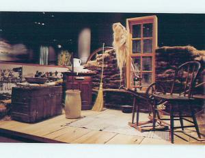 Unused Pre-1980 MUSEUM SCENE St. Louis Missouri MO hr0147