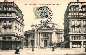 France Paris La Bourse du Commerce 1908