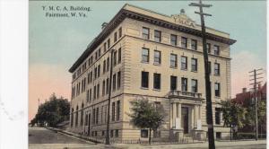 FAIRMONT, West Virginia, 1900-1910s; Y. M. C. A. Building
