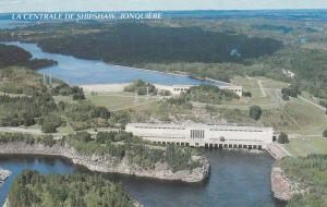 JONQUIERE, Quebec, Canada, PU-1989; Center of Shipshaw