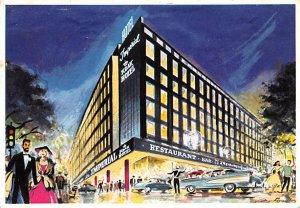 Imperial Hotel Copenhagen Denmark Unused