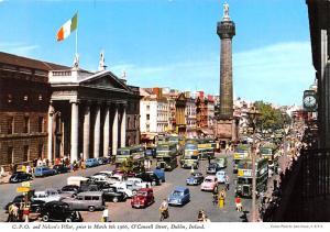 Dublin Ireland O'Connell Street Dublin O'Connell Street