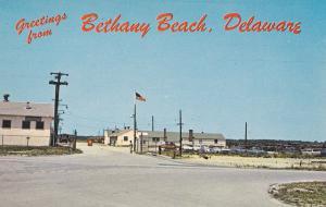 Bethany Beach , Delaware , 50-60s ; National Guard Summer Training Camp