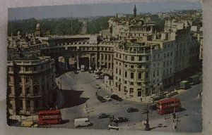 Vintage Postcard Admirality Arch and The Mall LONDON