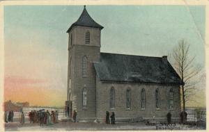 DESERONTO, Ontario , Canada , 1910 ; All Saints church