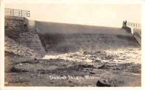 Ihlen Minnesota Dam Scenic View Real Photo Vintage Postcard J926783