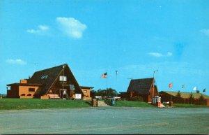 Pennsylvania Knox Wolf's KOA Campground