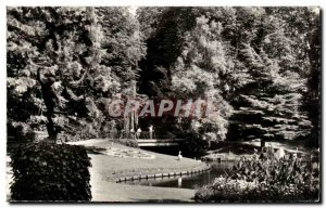 Old Postcard Abbeville Park