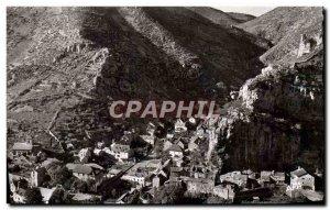 Postcard Modern Traveling the Gorges du Tarn Malene View Generale taken from ...
