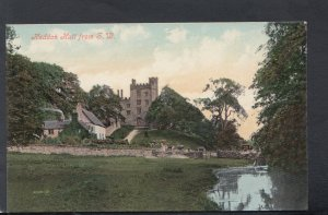 Derbyshire Postcard - Haddon Hall From South West  HM16