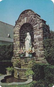 Shrine at Our Lady Star of the Sea Church,  Atlantic City,  New Jersey,  40-60s
