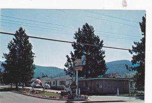 Exterior,  Dreekside Motel,  South Main Street,  Penticton,  B.C.,  Canada,  ...