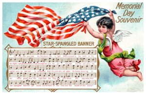 Star Spangled Banner  , Song , Memorial Day
