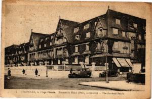 CPA DEAUVILLE la Plage Fleuire - Normandy Hotel (272030)
