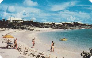 Diving, Scene Of The Beach, Bermuda, 1940-1960s