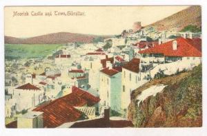 Gibraltar, 00-10s : Moorish Castle & town