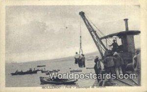 Embarque de fleteros Mollendo, Peru Unused