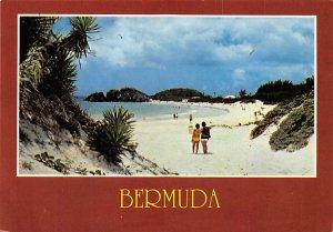 Bermuda Postcard Old Vintage Island Post Card Horseshoe Bay Unused