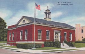 Post Office , EAST PALESTINE , Ohio , 1930-40s