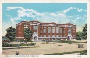 Wisconsin Two Rivers Washington High School