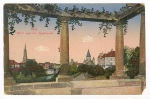 Blick Von Der Esplanade, Metz (Moselle), France, 00-10s