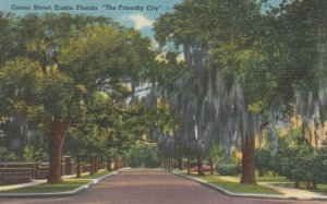 EUSTIS, Florida , 1930-40s; Center Street