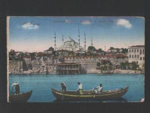 120243 Turkey CONSTANTINOPLE Mosquee Sultan Ahmed Istanbul