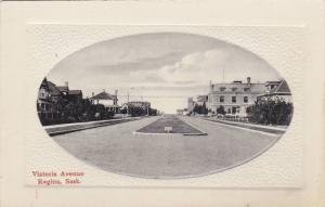 Victoria Avenue, Regina, Saskatchewan, Canada, 1900-1910s