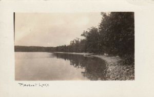 RP: PORTLAND , Maine , 1935 ; Pleasant Lake
