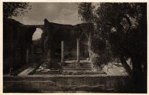 CPA TIVOLI VILLA ADRIANA, Nuovi Scavi ITALY (545974)