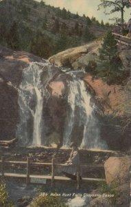 CHEYENNE CANON , Colorado , 1900-10s; Helen Hunt Falls