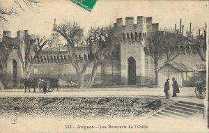 France Avignon Les Remparts de l'Oulle 03.32