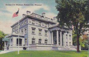 Kansas City Museum Kansas City Missouri 1948