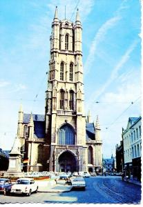 Postal 016579: GHENT - ST BAALS CATHEDRAL