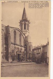 France Carprentas Cathedrale de Saint Siffrein