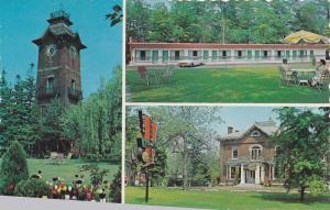 Greenwood Tower Motels and Lodge,  Port Hope,  Ontario,  Canada,   40-60s