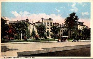 Minnesota St Paul St Joseph's Hospital