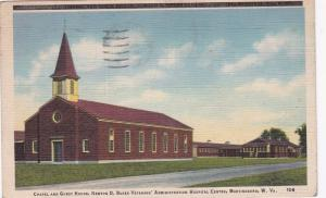 MARTINSBURG , West Virginia, 1949; Chapel & Guest House, VA Hospital Center