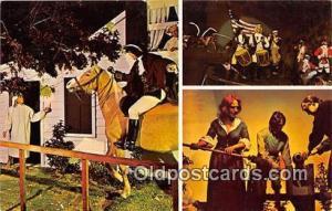 Paul Revere's Ride, April 19, 1775 Corwallis Surrenders Political Postcard Po...